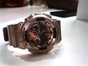 CASIO Gent's Wristwatch G SHOCK GA 100GD